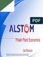 Power Plant Economics_2006