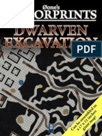 0One Games - COL 07 - Dwarven Excavation