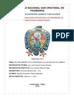 RECONOCIMIENTO DE LOS MATERIALES DE LABORATORIO DE QUÍMICA