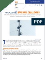 Overcoming Backhaul Challenges FINAL