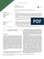 Epidemiología de La Enfermedad Coronaria