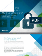 Transforming Security in the Mobile Cloud Era