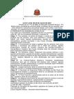 LEI Nº 12.636 - Identificação Fardamento