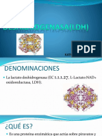 LACTATO DESHIDROGENASA(LDH)