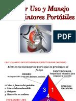 TALLER USO Y MANEJO DE EXTINTORES222.ppt