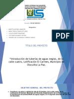 Titulo Del Proyecto Uls