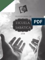 Programas-de-Escuela-Sabática-2018