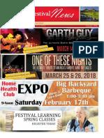 Sun City Festival February Newsletter