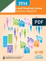 2016 Census Preliminary Report Final