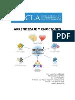 Aprendizaje y Emociones