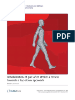 Gait Rehabilitation After Stroke