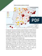 Población Extranjera Residente en España