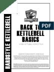 PROGRAM BacktoKettlebellBasics