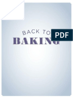 Back to Baking - Anna Olson