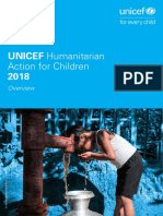Unicef's Humanitarian Action for Children