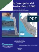 SÍNTESIS DESCRIPTIVA DEL MAPA NEOTECTÓNICO 2008-2009.pdf