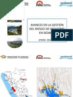 00-Presentación Avances Del GTGRD1 - ULTIMO