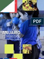 SENAME Anuario Estadístico 2016