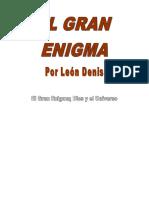Denis, Leon - El gran enigma; Dios y el universo.pdf