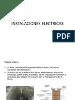 Instalaciones Electricas Clase Magistral