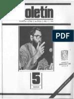 05 Boletin Filosofia y Letras 4a Epoca Marzo 1983 Num 5