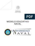 Modelo Educativo Naval