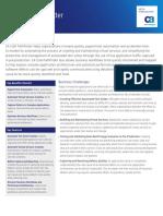 (LISA Pathfinder)(Data Sheet) CA Pathfinder-CS3712