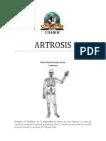 Artrosis Reumatologia Noveno Semestre
