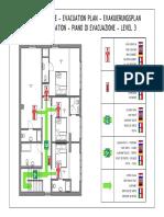 0117-Evakuacijski Plan - 3A