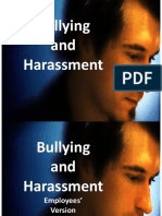 Bullying and Harassment - Employees Version4