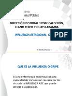 Influenza 2018 ES