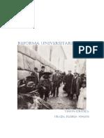 Reforma Universitaria 1909