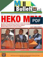 MEM News Bulletin 11th Edition