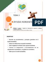 Tema 3 Ayuda Humanitaria