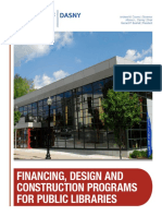 FINANCING, DESIGN AND CONSTRUCTION PROGRAMS FOR PUBLIC LIBRARIES