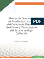 Manual de Academias Locales Del CECyTE BC Revision A2 (2)
