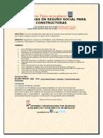 Estrategias en Imss Para Constructoras Agosto Web