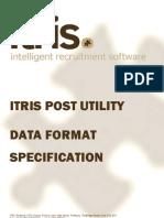 Itris v8 Itris Post