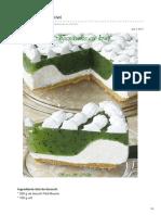 Culoriledinfarfurie.ro-cheesecake Cu Kiwi