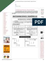 Analogías y Distribuciones Numéricas - Ejercicios Resueltos