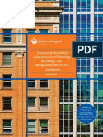 Structural Condition Assessments Guideline