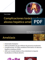 20729751-Complicaciones-toracicas-de-abceso-hepatico-amebiano.pptx