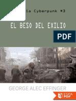 El Beso Del Exilio - George Alec Effinger