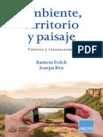 Ambiente, Territorio y Paisaje Folch Bru