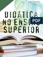 Didatica No Ensino Superior_Unidades 3 e 4