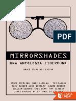 Mirrorshades, Una Antología Cyberpunk - Bruce Sterling