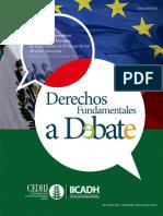 Derechos Fundamentales a Debate No. 3