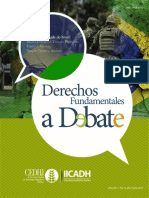 Derechos Fundamentales a Debate No. 4