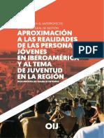 Jovenes de Ibero America Analisis