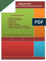 Makalah PKN PERANAN INDONESIA TERHADAP ORGANISASI ASEAN.docx